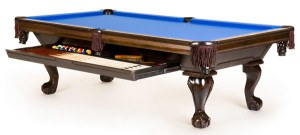 Pool table services and movers and service in Eau Claire Wisconsin