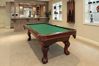 Eau Claire pool table moves image 2